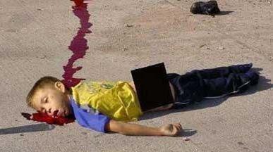 kanak-kanak syria