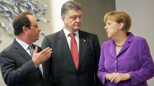Великий дипломатичний день у Києві – офіційні візити держсекретаря США, канцлера Німеччини та президента Франції