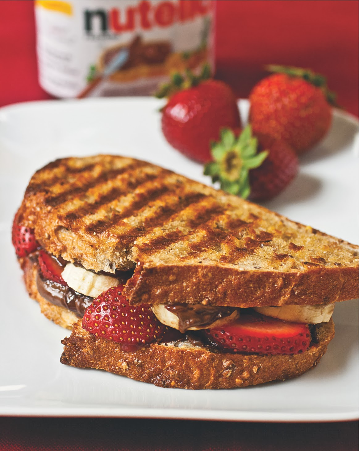 The Daily Dish from Tonia's Kitchen: Strawberry, Banana ...
