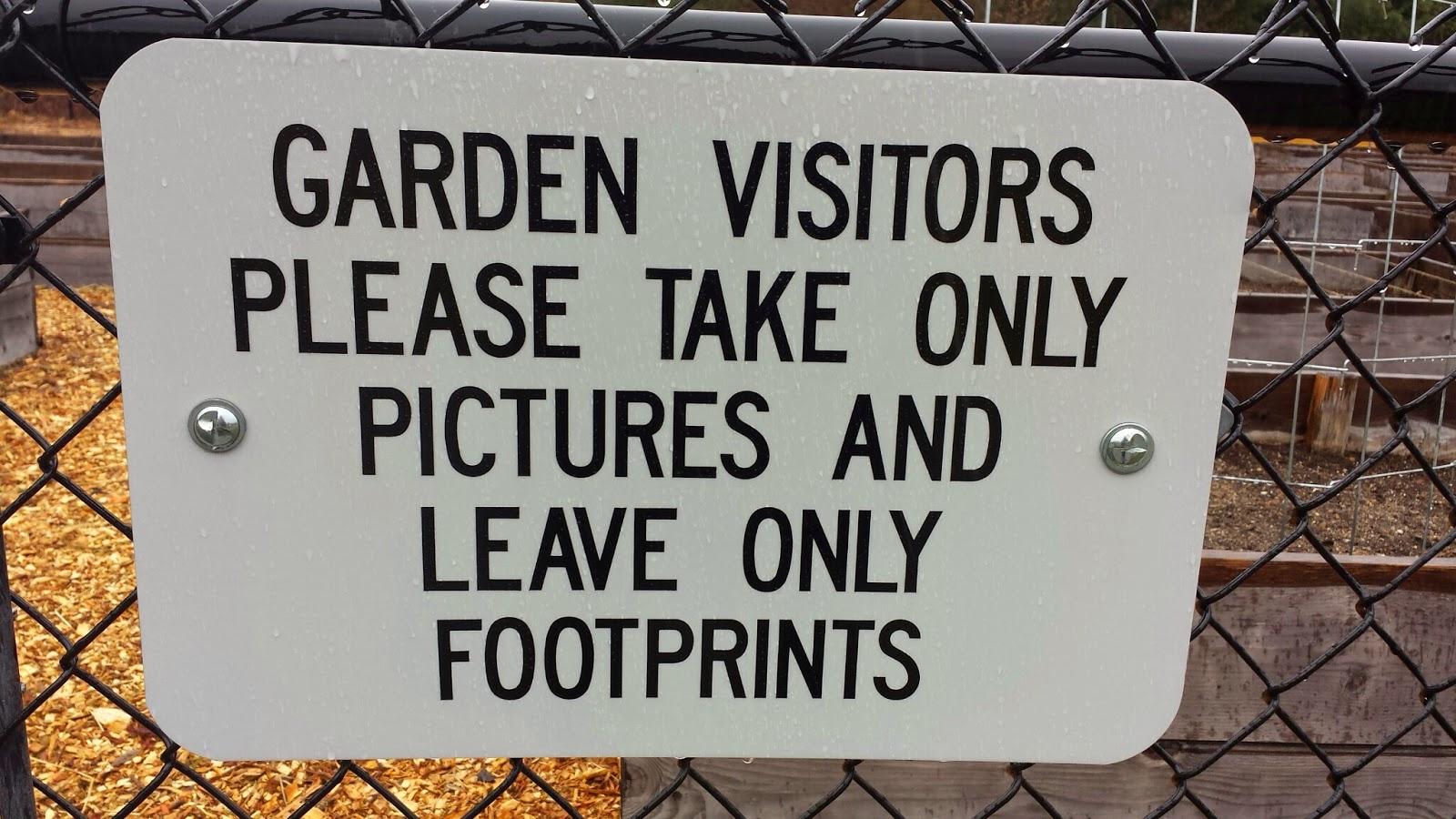 worthy caution