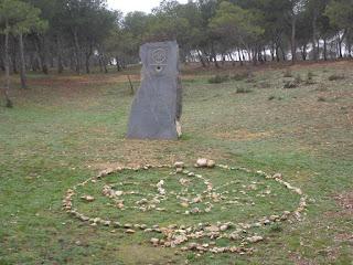 monumento scaut Zaragoza Escultismo Aragon