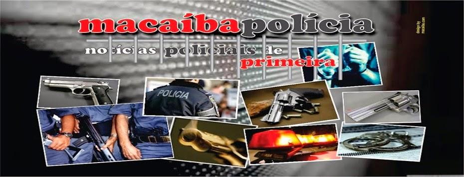 Macaiba Polícia