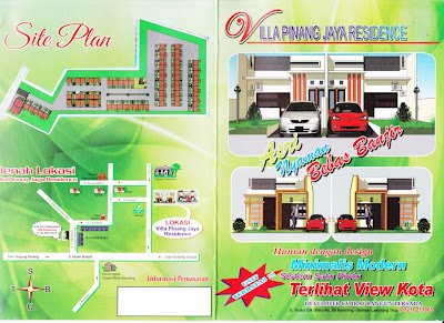 Villa Pinang Jaya Residence Kemiling Bandar Lampung