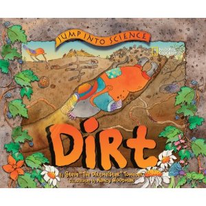 Nurturing the learner within digging through dirt for Things found in soil