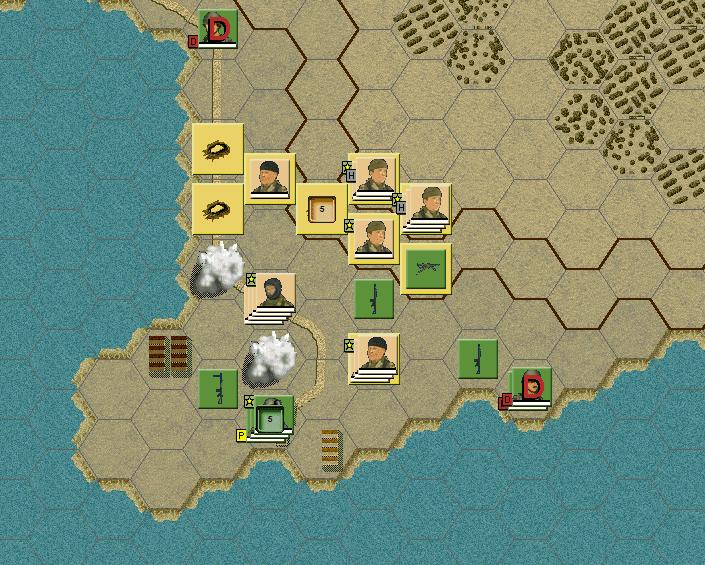 Squad Battles: Falklands - Grytviken 1982
