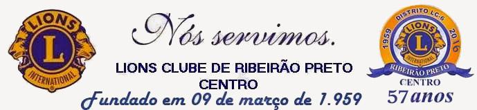 LIONS CLUBE DE RIBEIRÃO PRETO CENTRO