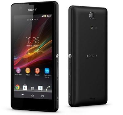 Harga dan Spesifikasi Smartphone Sony Xperia ZR