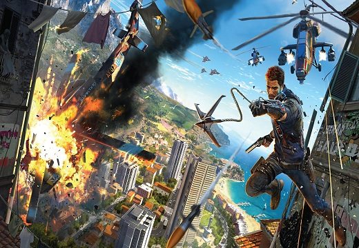 Just Cause 3 PC Game free Download full