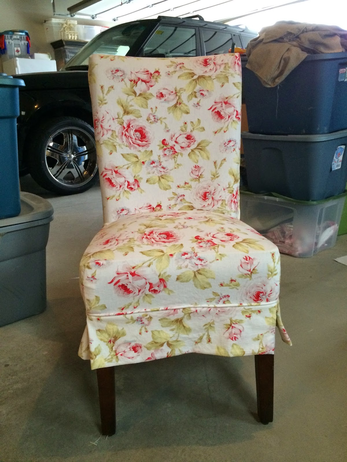 The Sewing Nerd Slipcovers August 2014