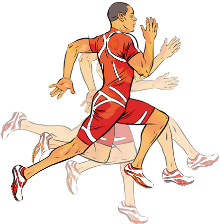 A la trombosis se hinchan los pies
