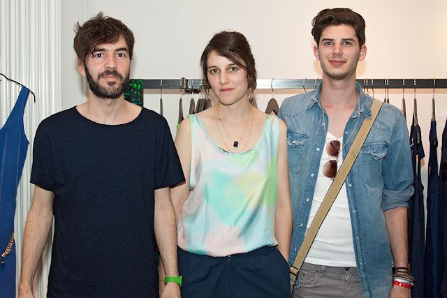 Berlin Fashion week 2011: Potipoti