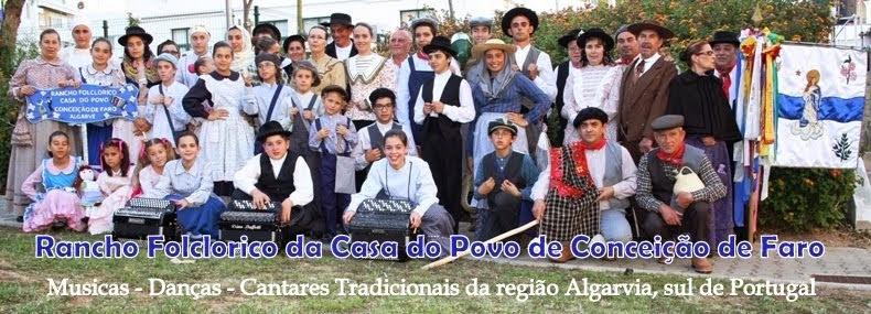 RANCHO FOLCLORICO DA CASA DO POVO DE CONCEIÇÃO DE FARO