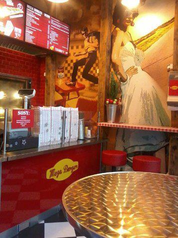 Łódź od Kuchni Mega Burger