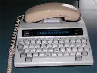 what is tty machine