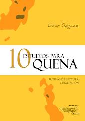 10 Estudios para Quena