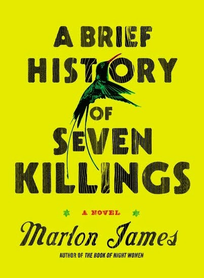 MARLON JAMES WINS BOOKER