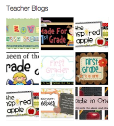 1st Grade Blogs