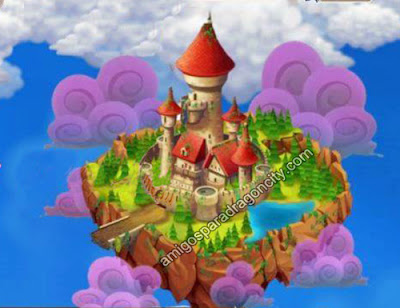 imagen del proximo evento especial el castillo magico de dragon city