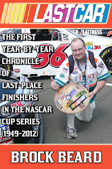 """LASTCAR: The Cup Series Book"" - On Sale For $3.99!"