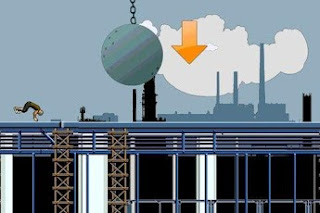 Download Game Parkour Roof Riders v2.1.1 Full