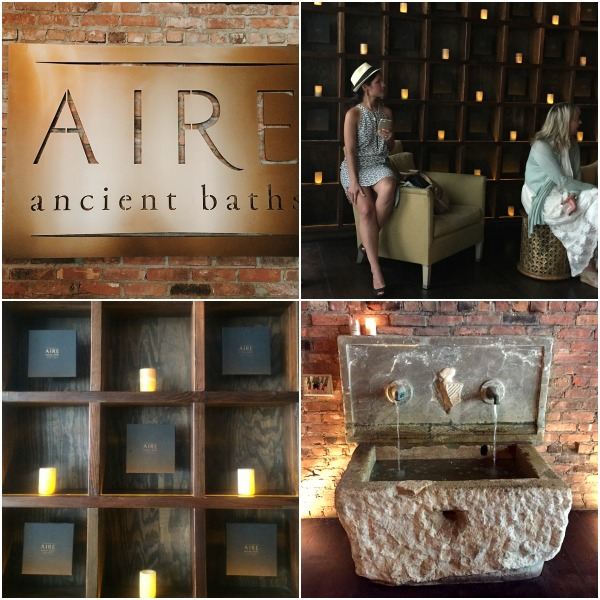 The interior was designed by the Spanish firm Alonso Balaguer y Arquitectos  Asociados and is a breath of fresh air  if you are tired of the same old  Hellopeagreen  Spa Love at Aire Ancient Baths New York. Aire Baths Spain. Home Design Ideas