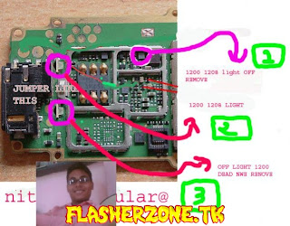nokia 1200 not charging jumper diagram hardware solution  nokia 1208 not charging diagram hardware solution