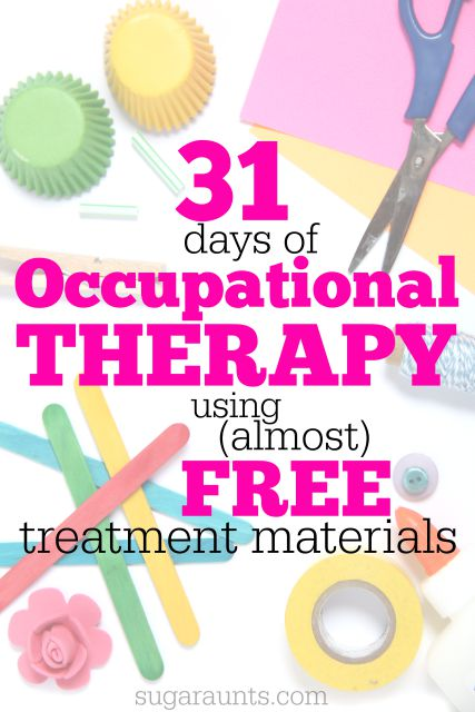 Occupational Therapy essay topics free
