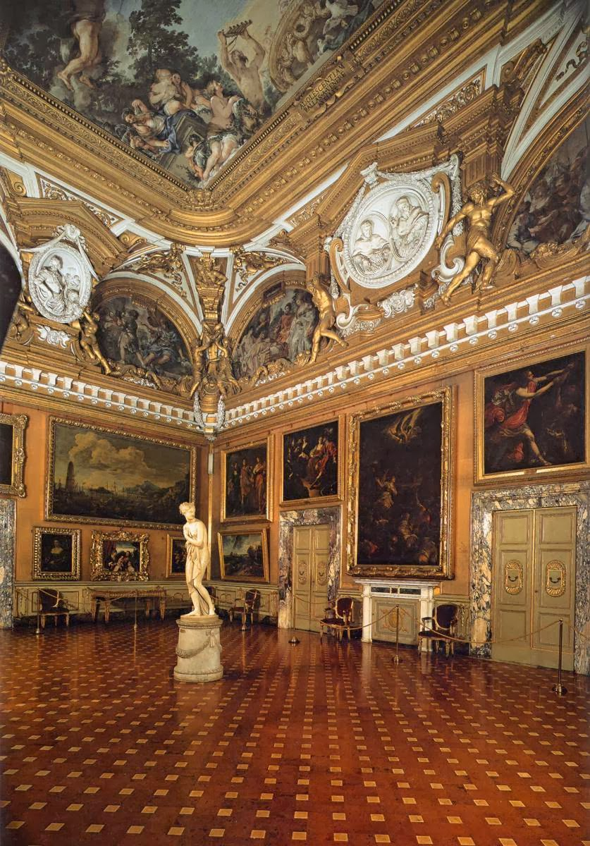 Art on the grand tour 1750 1820 navigating art in for Palazzo pitti