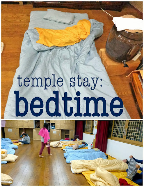 Templestay beds