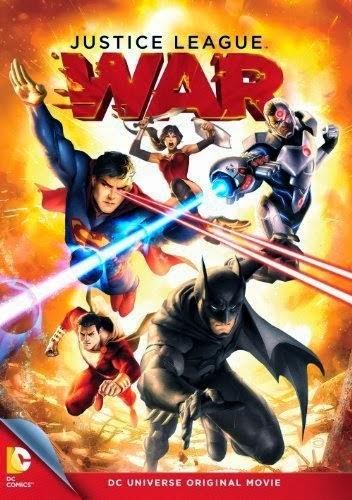 Liga da Justiça: Guerra – Dublado (2014)