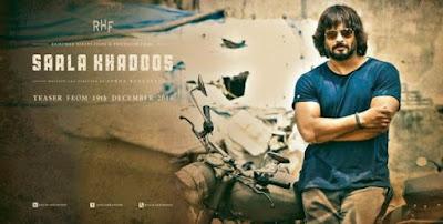 Saala Khadoos Trailor, Audio Songs, Release Date, Review and Latest updates