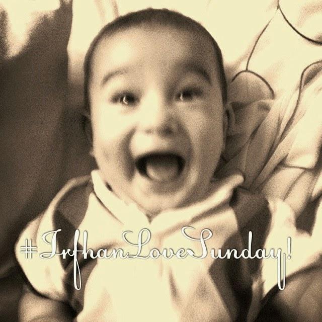 Gambar terbaru anak irma hasmie berusia 6 bulan