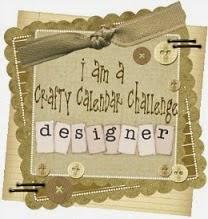 I Design For Crafty Calendar Challenge