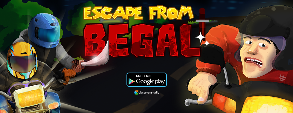 Escape From Begal