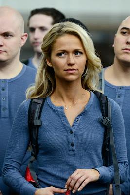 2. Johanna Braddy (Quantico y UnReal)