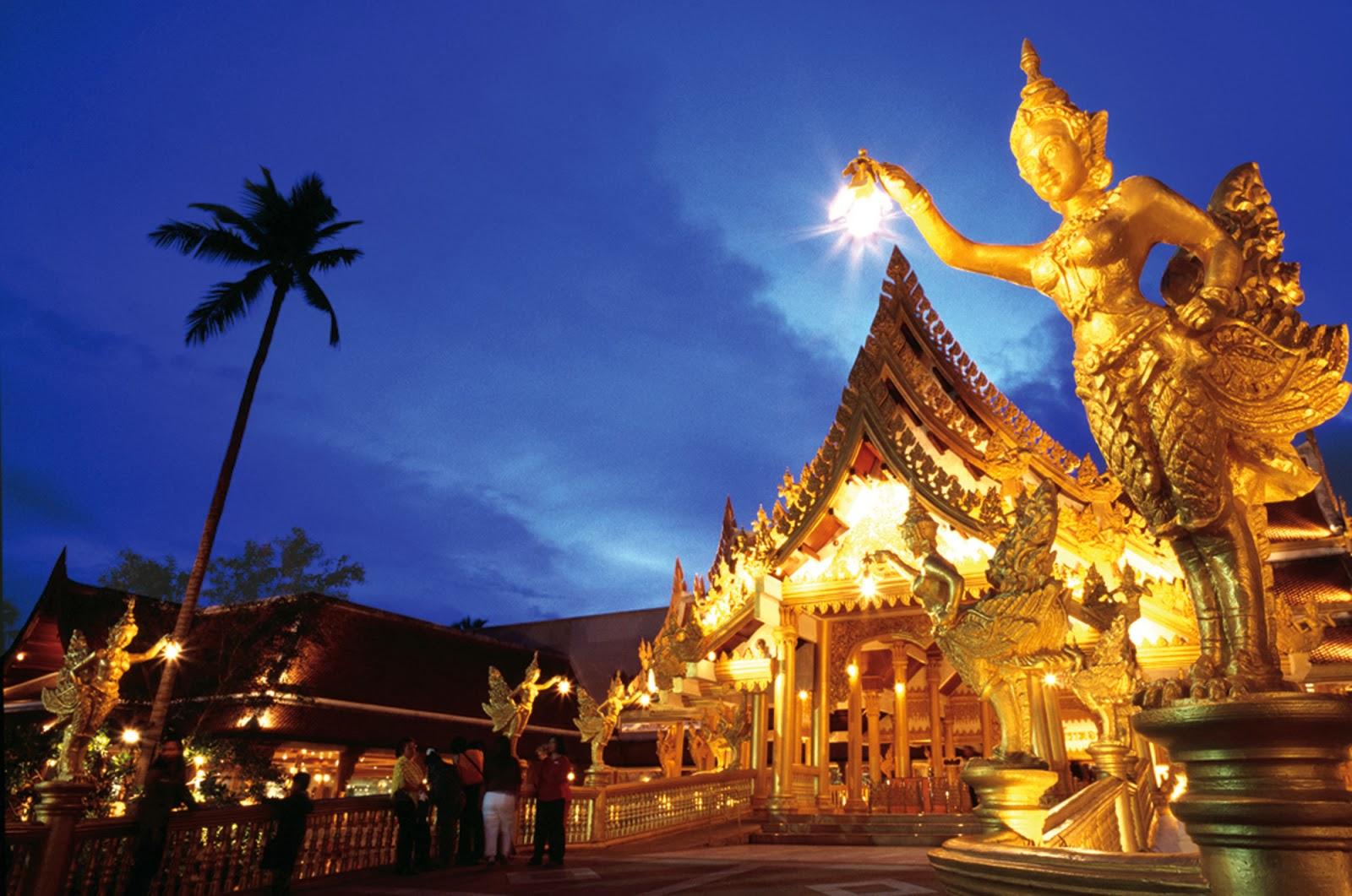 Taylandın en popüler şehirleri