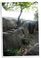 escaleras talladas