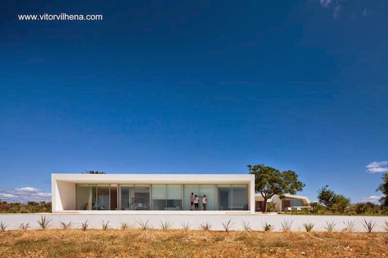 Casa minimalista en Tavira, Portugal
