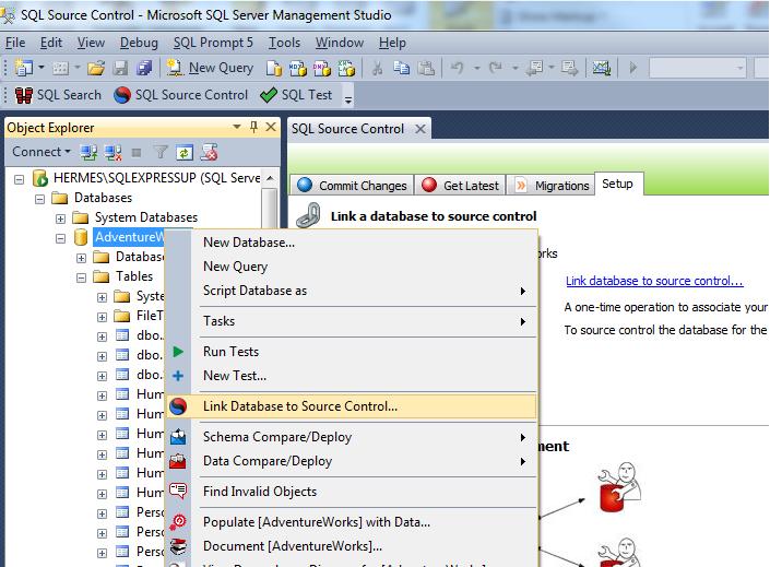 Plastic SCM blog: Red Gate SQL Source Control and Plastic SCM