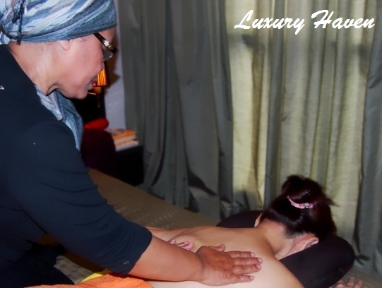 mustika nur post natal massage services