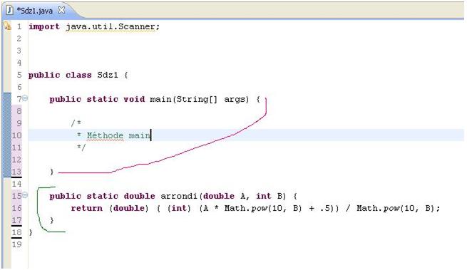 Java Du Zero Les Methodes De Classe
