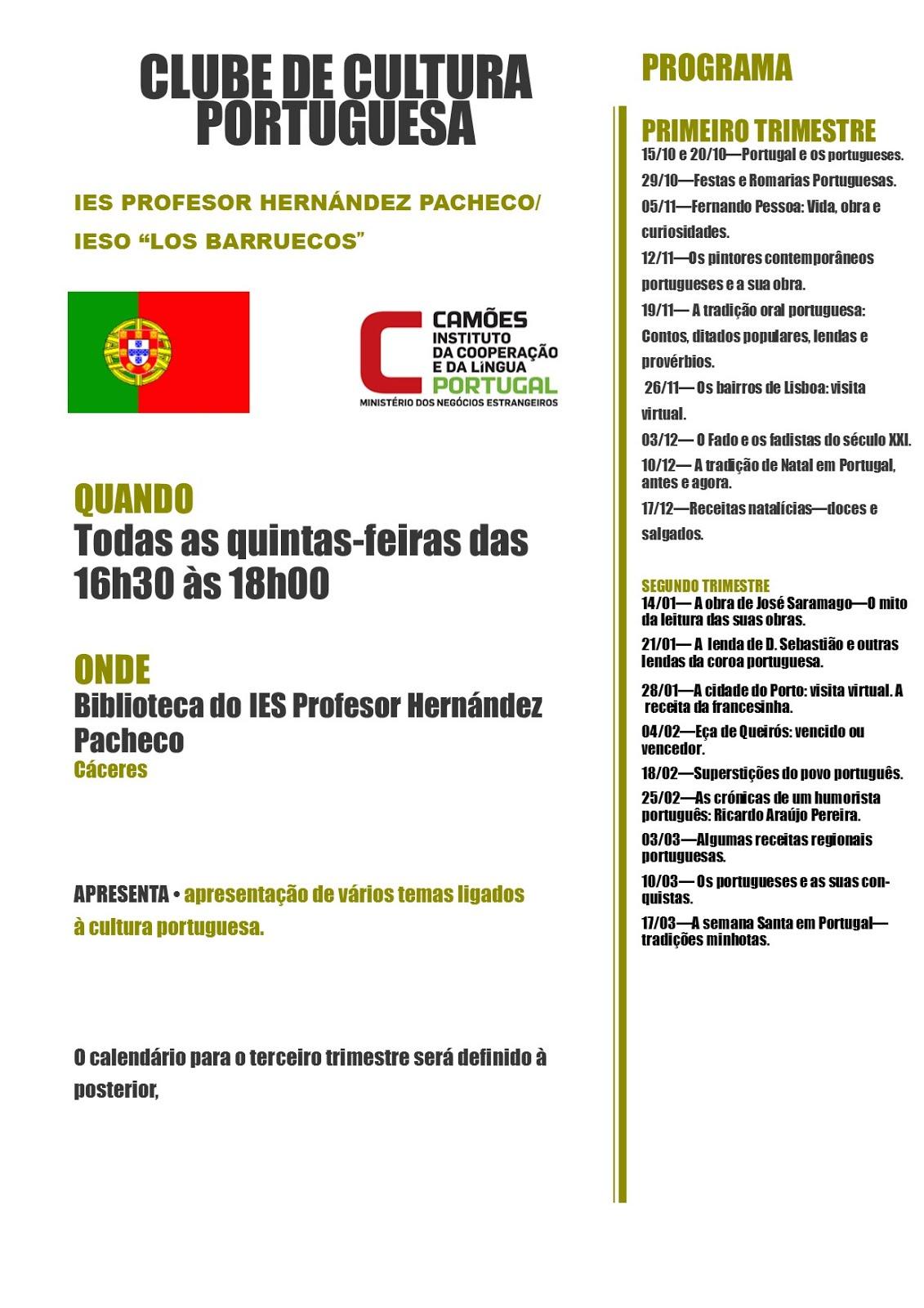 Clube de Cultura Portuguesa