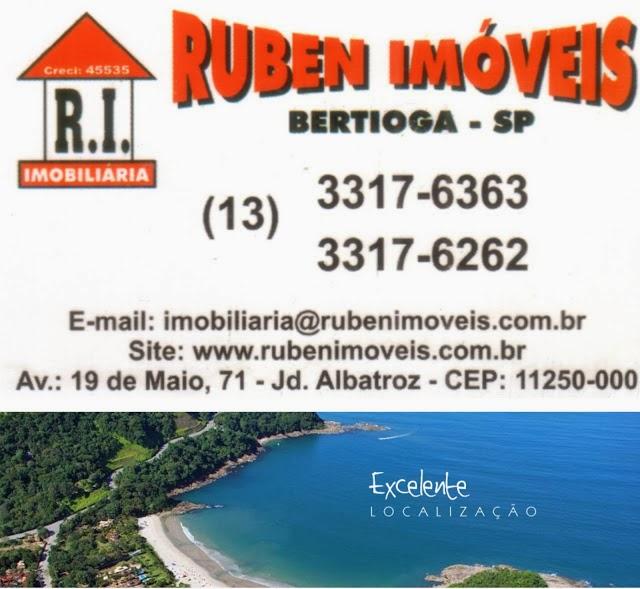 Ruben Imóveis em Bertioga