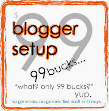 Blogger Set Up-- Only $99!