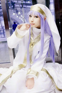 Index Librorum Prohibitrorum Cosplay by Kanda Midori