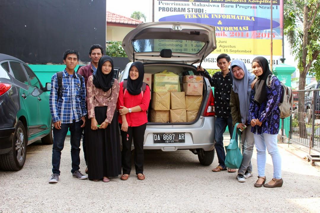 STMIK Banjarbaru Bakti sosial