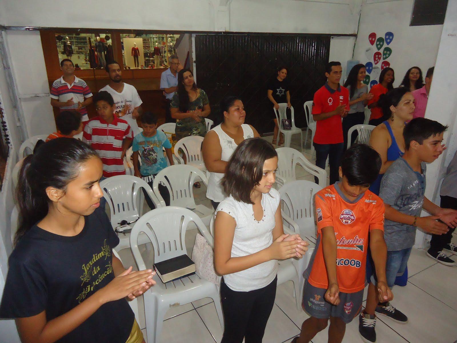 Grupo de Jovens Guerra Espiritual