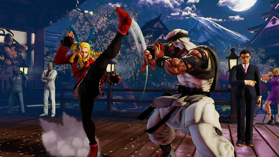 Street Fighter 5 PC Download - VideoGamesNest
