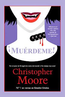 ¡Muérdeme! de Christopher Moore