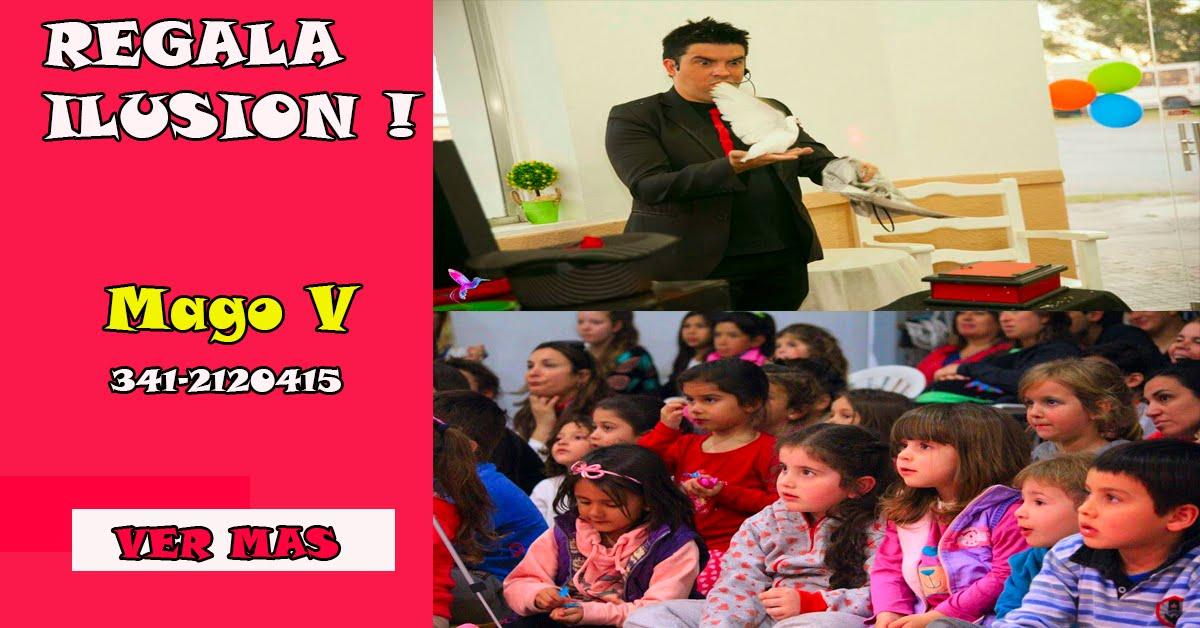 Animaciones infantiles Rosario